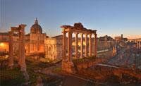 Экскурсии IWU по Риму