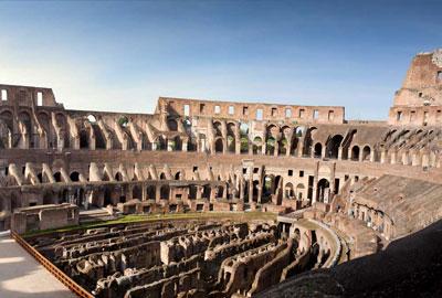 Экскурсии по Колизею