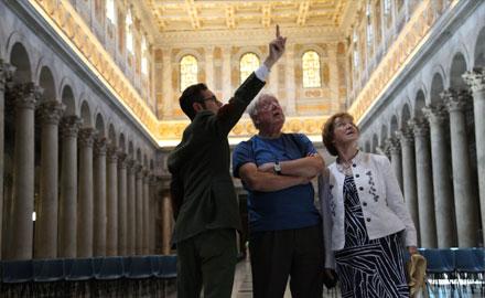 Экскурсии по Риму - Следами Святого Павла
