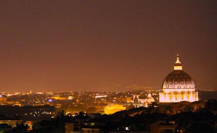 Вечерняя экскурсия по Ватикану