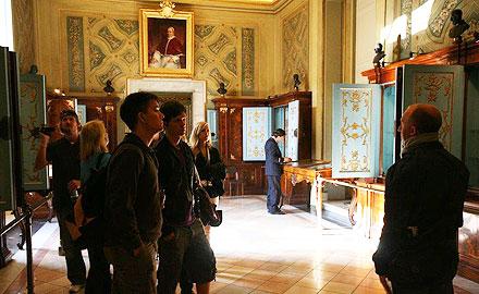 Официальная утренняя экскурсия по Ватикану -  посещение Сикстинской капеллы