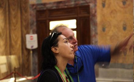 Утренняя экскурсия по Ватикану