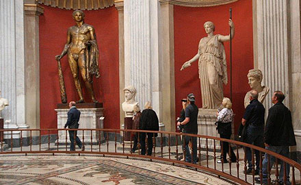 Утренняя экскурсия по Ватикану - Без очереди