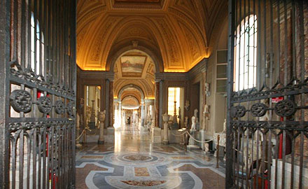 Экскурсии по Ватикану - Утреннее посещение Сикстинской капеллы и Музеев Ватикана